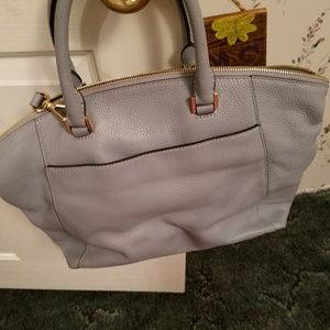 MK. Satchel  with shoulder strap